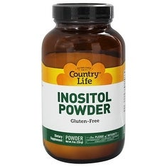Country Life Vitamins Inositol Powder 8-ounce Powder