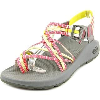 Chaco ZX3 Classic Women Open-Toe Canvas Pink Sport Sandal