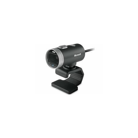 Microsoft KZ6812b LifeCam Cinema 720p HD Webcam For Business - Black