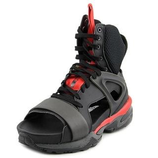 Alexander McQueen By Puma Teh Runner Sandal Men Synthetic Black Sport Sandal