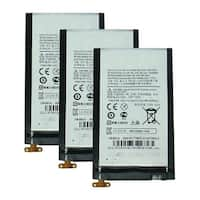 Battery for Motorola EB20 3-Pack Replacement Battery