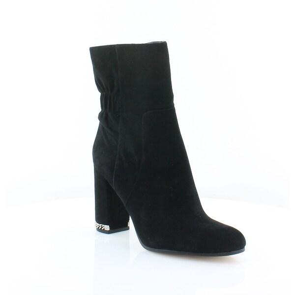 c81c9b29d0ce Shop Michael Kors Dolores Booties Women s Boots Black - 9 - Free ...
