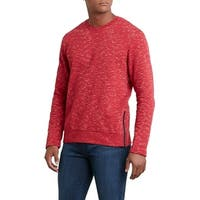Reaction Kenneth Cole Rio Red Mens Size Large L Crewneck Sweater