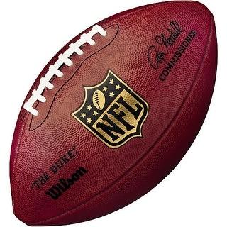 Wilson Official NFL Football  The Duke