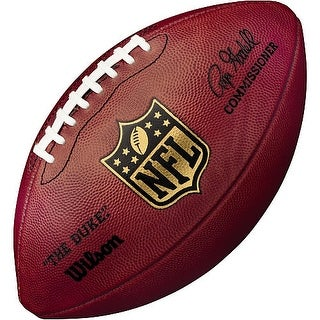 Wilson Official NFL Football The Duke