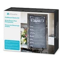 Chalkboard Starter Kit For New Silhouette America Cameo 3 Machine