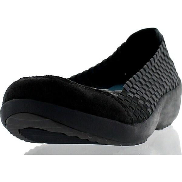 Shop Skechers Usa Women's Savor Just Weave It Walking Shoes