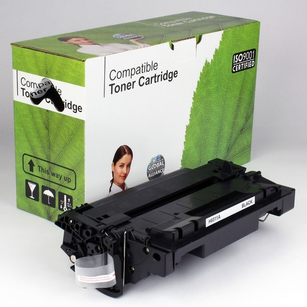 Value Brand replacement for HP 11A Q6511A Toner (6,000 Yield)