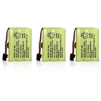 Battery for All Brands BT909 (3 Pack) Replacement Battery