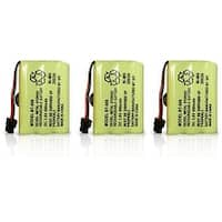Battery for Uniden BT909 (3-Pack) Replacement Battery