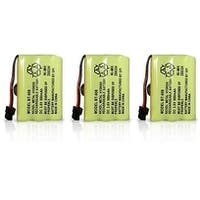 Replacement Battery for Uniden DCT736 / DCT738 Phone Models (3 Pack)