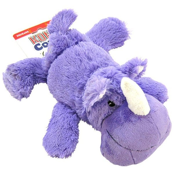 Shop Kong Small Cozie Rosie The Rhino Dog Toy Free