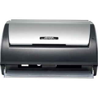 """Plustek 783064645850 Plustek SmartOffice PS286 Plus-G Sheetfed Scanner - 600 dpi Optical - 48-bit Color - 16-bit Grayscale - 25"