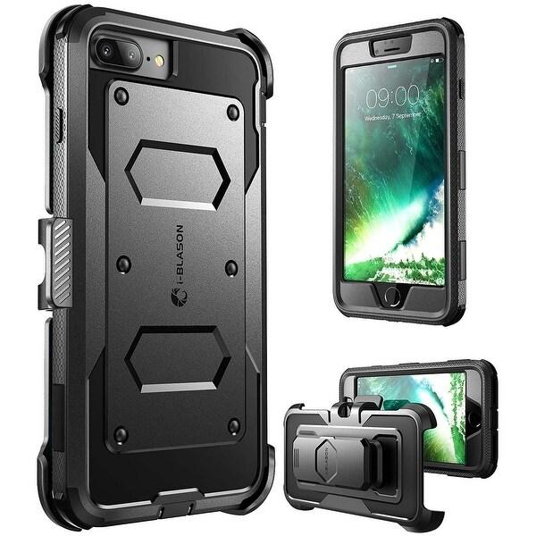 new products 5c09f 710d7 Shop i-Blason-iPhone 7 Plus Case, [Armorbox]built in Bumper Case ...