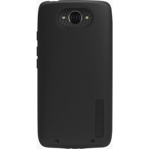 buy online 2e144 9aeba Incipio DualPro Case for Motorola Droid Turbo (Black)