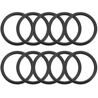 O-Rings Nitrile Rubber Gasket, 24mm Inner Diameter, 31mm OD, 3.5mm Width, 10pcs