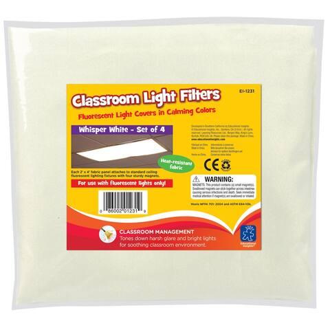 Educational insights classroom mood filters 4/set 1231