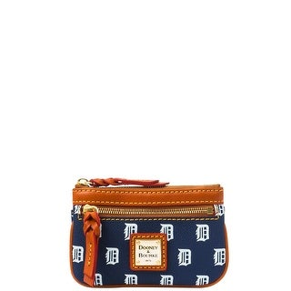 Dooney & Bourke MLB Tigers Small Coin Case (Introduced by Dooney & Bourke at $58 in May 2015)