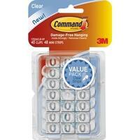 3M Command Clear Decor Clip