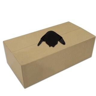 Goldwood Sound GC-202B Steel Black Cabinet Corners Case of 500 Speaker 2 Leg