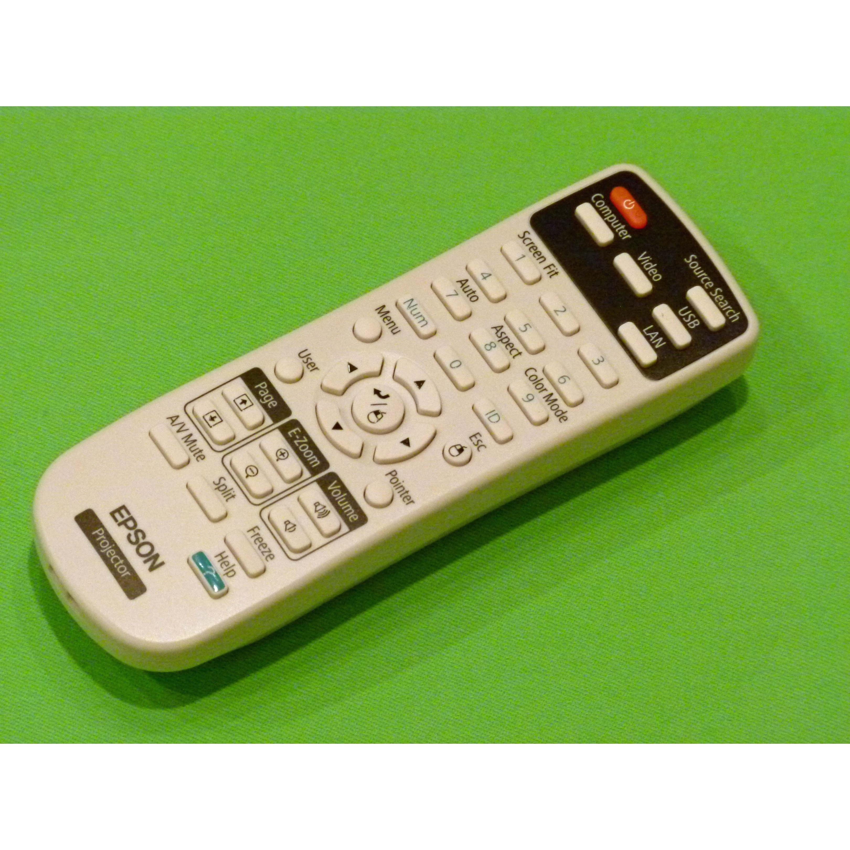 PowerLite 1930 OEM Epson Remote Control