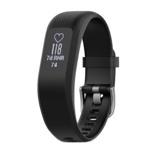 "Refurbished ""Garmin vivosmart 3 Black-S-M vivosmart 3 Activity Tracker"""