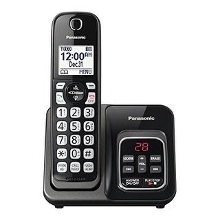 Panasonic KX-TGD530M Cordless Phone With Handset Cordless Phone with Answering Machine - 1 Handsets