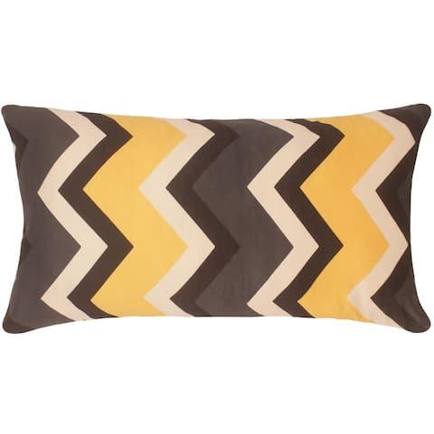 Eclectic Petrie Printed Italian Velvet Handmade Pillow