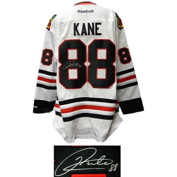 208c0061f Shop Patrick Kane Chicago Blackhawks White Reebok Premier Jersey ...