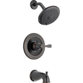 Delta 144984-OB Porter Monitor 14 Series Tub & Shower Trim