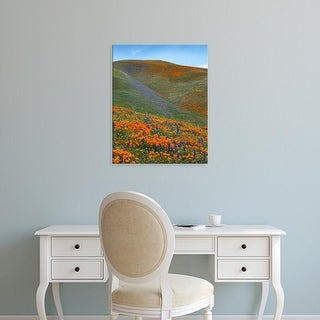 Easy Art Prints Charles Gurche's 'Wildflowers' Premium Canvas Art