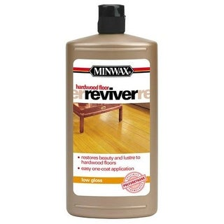 Shop Minwax 609604444 Low Gloss Hardwood Floor Reviver 1 Qt