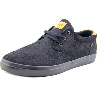 Globe Willow Men Round Toe Suede Skate Shoe