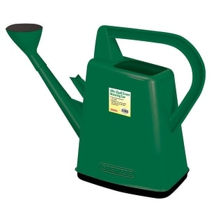 Bosmere N569 Plastic Outdoor Watering Can, Green, 2.6-Gallon