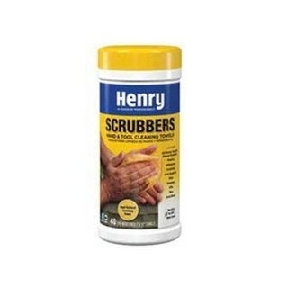 """Henry HE050114 Scrubbers Hand & Tool Cleaning Towels, 7"""" x 10"""""""