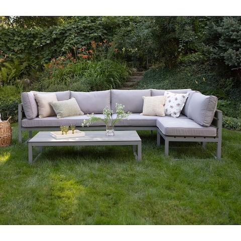 Hampton 4-Piece Outdoor Conversation Set by Havenside Home