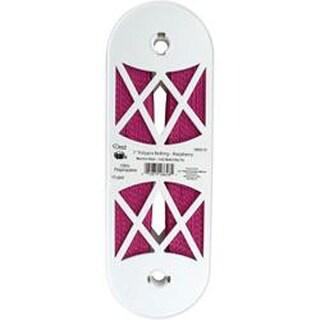 "Raspberry - 100% Polyester Belting 1""X15yd"