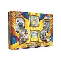 Pokemon TCG: Alolan Raichu Figure Collection Box