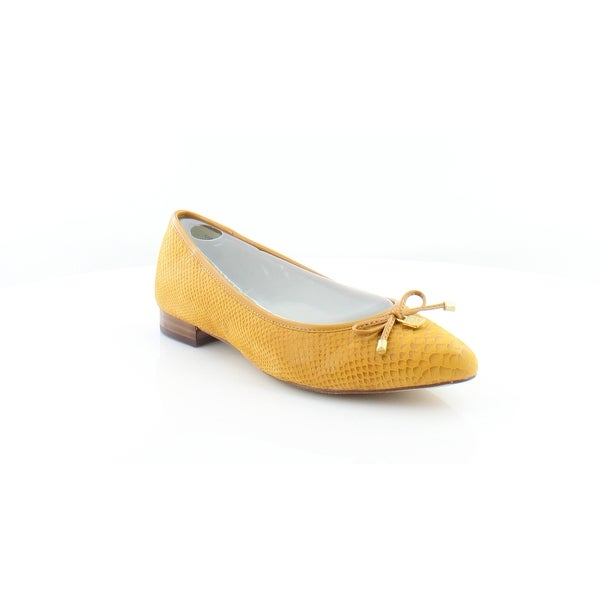 Anne Klein Ovi Women's Flats & Oxfords Dark Yellow