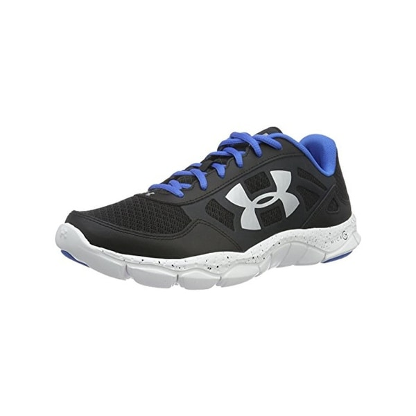 Under Armour Mens Micro G Engage BL 2 Running Shoes Low Top Casual - 9 medium (d)