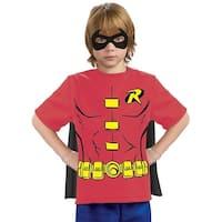 DC Comics Robin Costume Kit Child