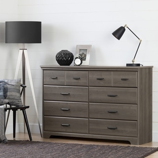 Link to Versa Country Cottage 8-Drawer Double Dresser Similar Items in Bedroom Furniture
