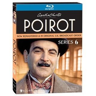 Agatha Christie's Poirot: Series 6 - Blu-Ray