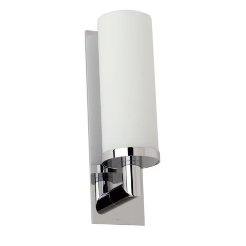 Ginger 2881/26 1 Light Up Lighting Wall Sconce