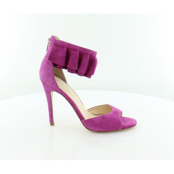 Ivanka Trump Herlle Women's Heels Dark Pink - 8