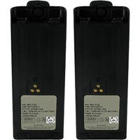 Motorola NTN7143 Replacement Battery (Two Pack)