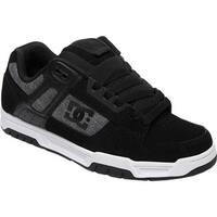 DC Shoes Men's Stag Black/Grey/White