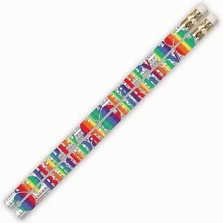 (12 Dz) Birthday Blitz Pencils 12 Per Pk