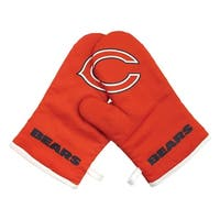 Chicago Bears NFL Oven Cross Mitt Gloves