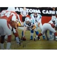 Signed Newton Cam Carolina Panthers 11x14 Photo autographed
